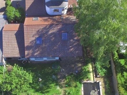 """Willkommen im """"Einfallsreich""""! Unkonventionelles Einfamilienhaus, origineller Garten, ruhige Lage!"""