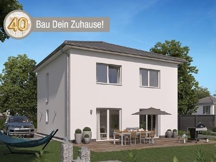 Ein elegantes Jubiläumshaus im modernen Stil!