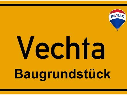 Baugrundstück in Top Lage von Vechta