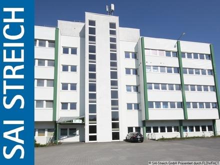 Große Bürofläche mit optionalem Lager in Logistikkomplex!
