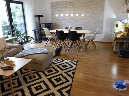 3 Zimmer, Küche. Bad, Keller 88 qm in Karlstein