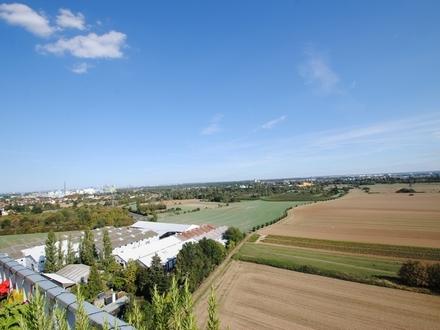Hattersheim: Penthouse-Flair mit Skyline-Blick!