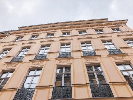 Kleines Büro mitten in der historischen Altstadt von Dresden
