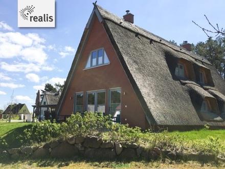 Feriendoppelhaushälfte auf der Ostsee-Insel Usedom+genießen oder vermieten