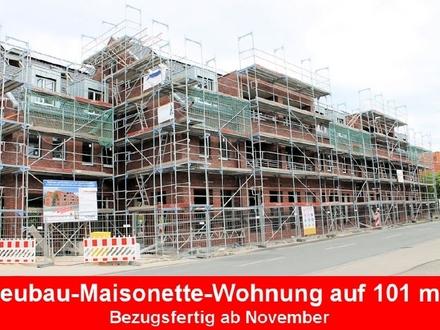 Ascheberg! Neubau-Wohnung mit ca. 101 m²