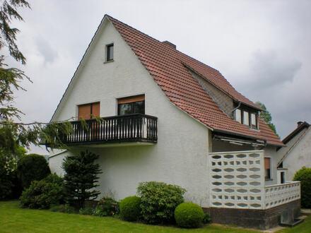 Hüllhorst - Wohnhaus in ruhiger und grüner Umgebung