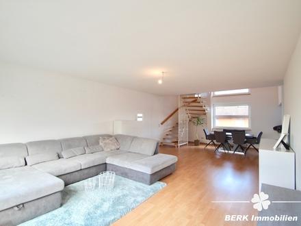 BERK Immobilien - Traumhafte Maisonette-Wohnung in zentraler Lage von Frankfurt-Niederrad.