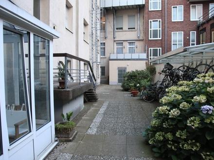 Wohnen in der City: Appartement am Jahnplatz