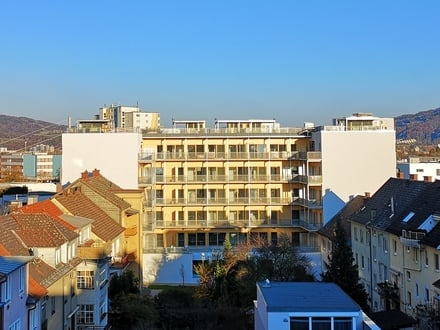 51 m² 2-Zimmerwohnung - Zentral in Urfahraner Toplage