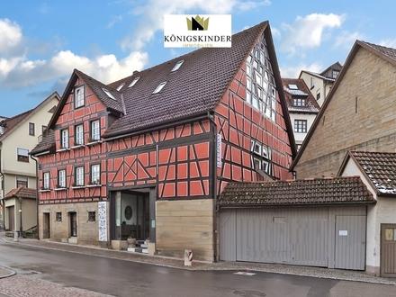 Außergewöhnliches Wohn- und Geschäftshaus in toller Lage von Waldenbuch (KEIN DENKMALSCHUTZ)