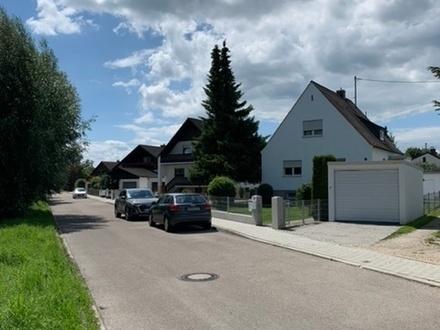 Grundstück 713 qm in Ingolstadt Süd am Bachlauf