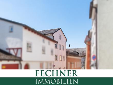 Rarität inmitten der Eichstätter Innenstadt - rundum kernsaniertes Stadthaus mit Dachterrasse u.v.m.