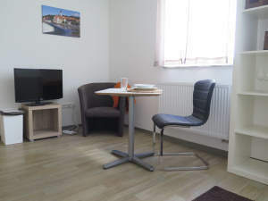 Helles, modern möbliertes Appartment in zentrumsnaher Lage Augsburgs