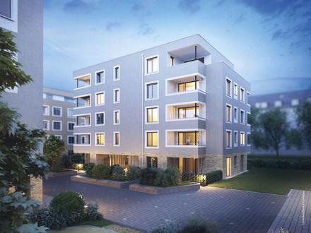 4-Zimmer-Wohnung in Singen »Malvenweg, Haus 4«