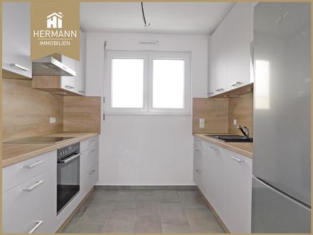 Neubau-Erstbezug ! Helle 3-Zimmerwohnung in Griesheim mit 2 Balkonen !