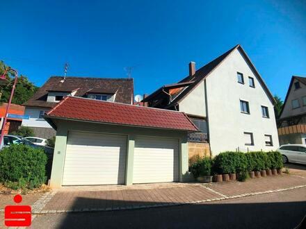 5-Zimmer-Eigentumswohnung im Erdgeschoss zentral gelegen in Ernsbach