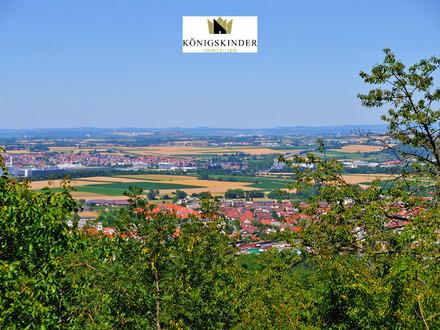 Unverbaubarer Blick: Grundstück in exklusiver Höhenlage von Gerlingen
