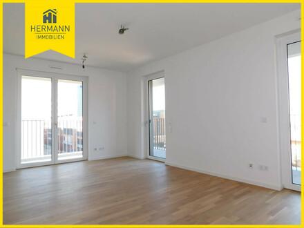 Große geräumige 2-Zimmerwohnung im 4. OG mit Balkon in Frankfurt