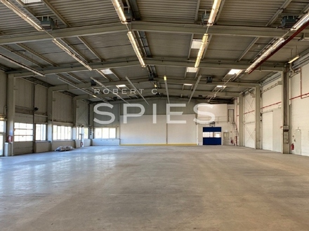 Hochwertige Lager-/Produktionsfläche im LLOYD INDUSTRIEPARK