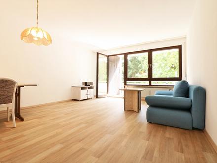 Reizvolle Wohnung mit Südloggia in der Innenstadt