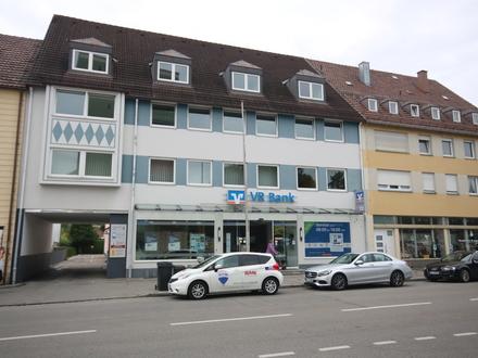 Praxis-/Bürofläche mit Lift (teilbar) in Neugablonz