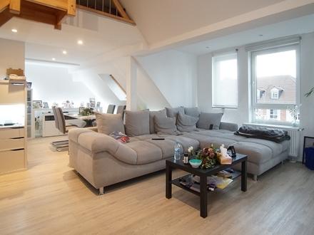 Frankfurt-Nied: Vermietete 3-Zimmer Eigentumswohnung in guter Lage!