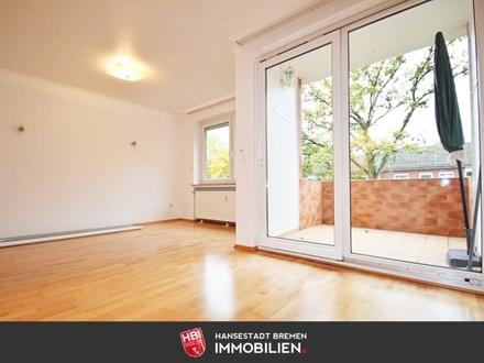 Kapitalanlage: Osterholz / Helle und großzügige 3-Zimmer-Wohnung