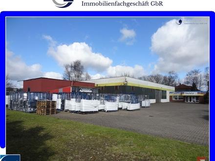 Werkstatt- / Lagerhalle im Gewerbegebiet in Westerstede