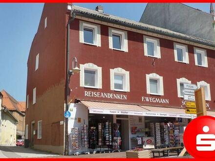 Vermietetes Wohn- und Geschäftshaus in Zwiesel