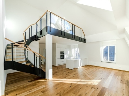 NEUBAU // Maisonette-Wohnung mit viel Platz zum Wohlfühlen