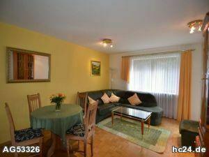 möblierte 2-Zimmer-Wohnung in Laupheim Mitte