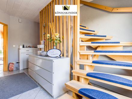 Highlight: Modernes Reihenmittel-Einfamilienhaus von Luxhaus mit Terrasse + Tageslichtbad + Kamin