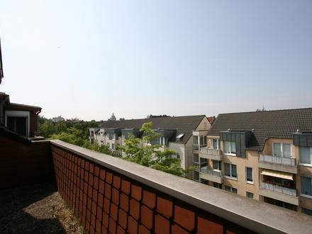 Moderne Dachgeschosswohnung im Südviertel!