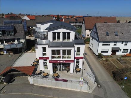 Lukrative Kapitalanlage, Bäckerei mit Café in Westerheim
