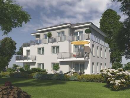 Vermietung einer 3- Zimmer Neubauwohnung in zentrumsnaher Wohnlage von Minden