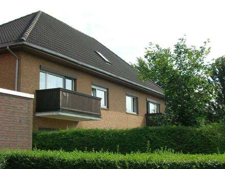 Schöne Wohnung mit 2 Balkonen
