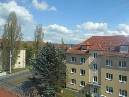 +++ Frisch renoviert! Helle 2-Zimmer-Dachgeschoss-Wohnung in Seidnitz +++