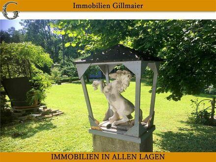 Immobilien Gillmaier - Herrschaftliches Landhaus in exklusiver Lage in Eggenfelden!