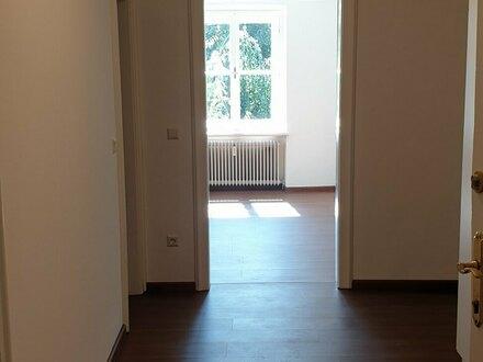 Schöne und helle Zweizimmerwohnung