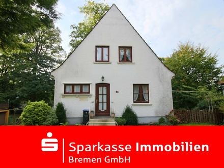 Klassisches Einfamilienhaus mit interessantem Grundstück in gewachsener Wohnlage von St. Magnus