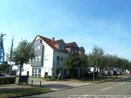 Ideal auch für Wohnen und Arbeiten! Schicke Büroeinheit in Mainz-Finthen.