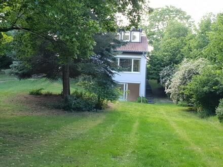 Helles Einfamilienhaus mit uneinsehbarem Garten!