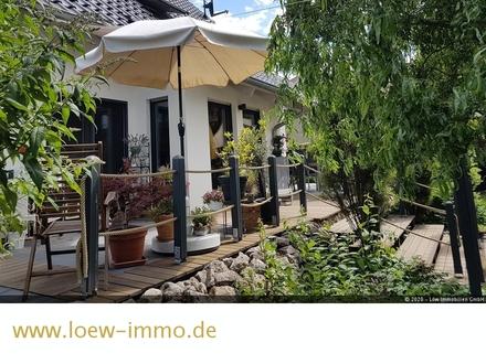 Tolles Einfamilienhaus mit Traumgarten in Obermichelbach