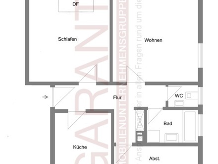 Kleine Wohnung - ganz groß - der 1. Schritt um Vermieter zu werden