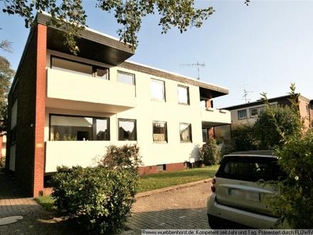 Citynahe 3,5-Zimmer-Wohnung mit Einbauküche in Eversten