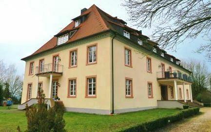 Wohnen im Schloss - exklusive MAISONETTE