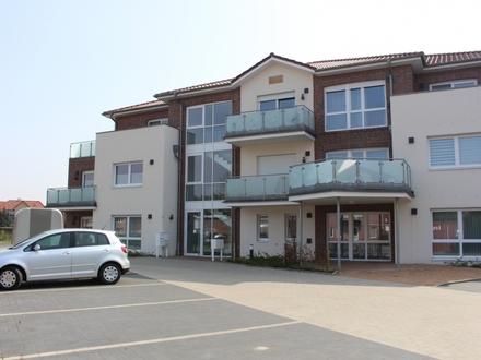 Glückstreffer! Bezugsfreie 2-Zimmer-Obergeschosswohnung mit Fahrstuhl u. großem Balkon im Zentrum !