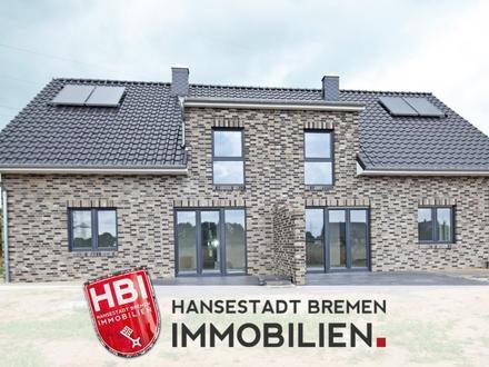 Verden / Neubau - Doppelhaushälften mit exklusiver Ausstattung