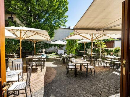 Bestes italienisches Restaurant am Platz im Wallfahrtsort Altötting