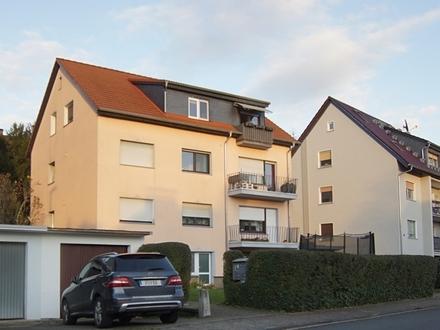 Frankfurt-Kalbach: Solides Mehrfamilienhaus in guter Wohnlage!